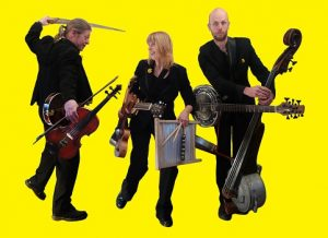 The Churchfitters - Folk Unlimited @ Beeston Methodist Church at Chilwell Road