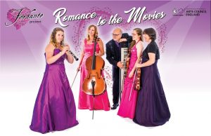 Fordante present 'Romance to the Movies' @ Beeston Methodist Church at Chilwell Road